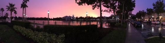 Celebration sunsets are beautiful