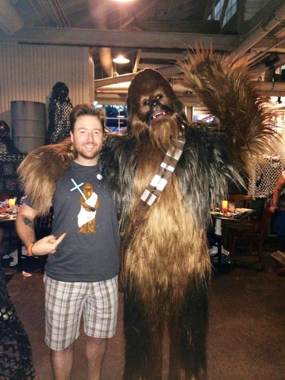 Wookie Jesus #smh